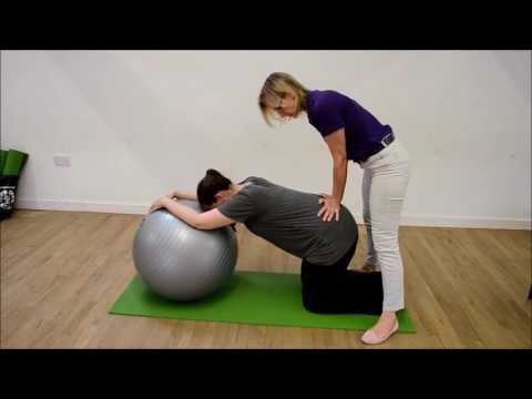 How to use sacral pressure massage during labour