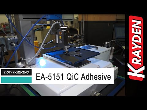 Dow Corning EA-5151 QiC Silicone Adhesive