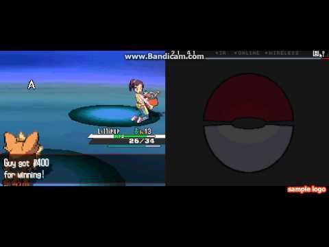 Lets Play Pokemon Black- Part 6