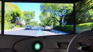 [CES 2017]トヨタのAI搭載車「Concept-愛i」のコックピットを体験  #CES2017
