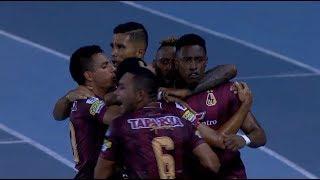 Junior vs Tolima (1-3) Liga Aguila 2019-II | Cuadrangulares fecha 1