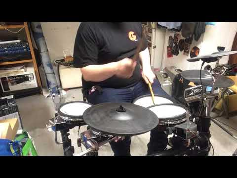 Jamming on an electric kit