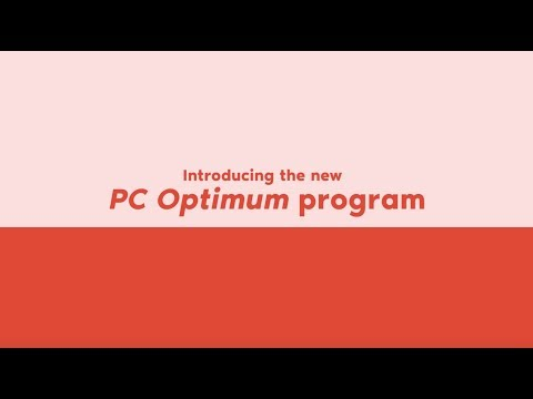 The new PC Optimum program is here. This is how it works. (Pharmaprix)