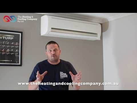 how to clean your split air conditioner