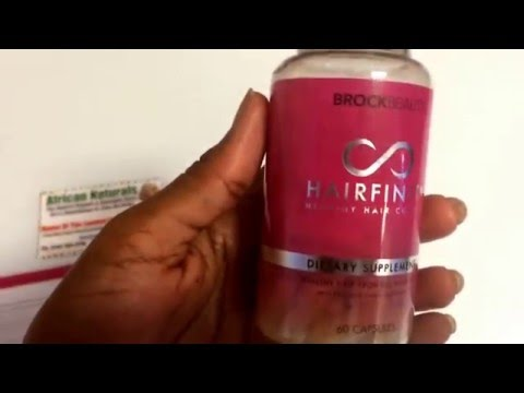Before You Use Hairfinity! How Do The Hairfinity Vitamins Work? Faster & Stronger Hair Growth.