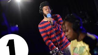 Khalid - Lost (Frank Ocean cover) - Radio 1