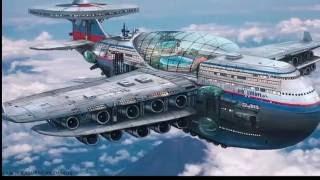 Future aeroplane technology