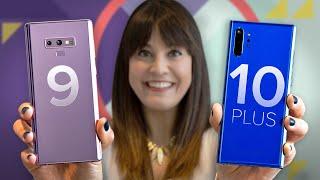 Note 10 Plus vs. Note 9: In-depth comparison