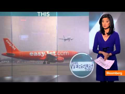 EasyJet Takes on British Airways in Battle for Business Travel
