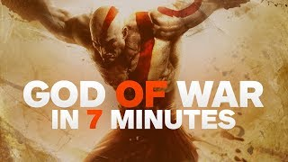 God of War's Story in 7 Minutes (2018)
