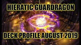 19 minutes) Yugioh Guardragon Deck Profile Video
