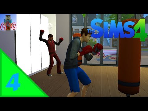 The Sims 4 Let's Play Ep. 4   A Lot of Visitors
