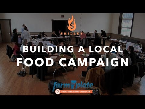 Building a Successful Local Food Campaign 🍎