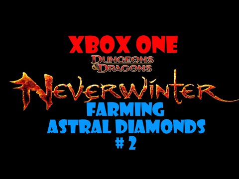 Neverwinter Xbox One Farming Astral Diamonds #2