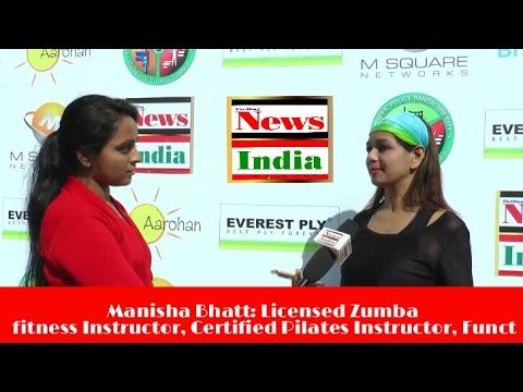 Manisha Bhatt: Licensed Zumba fitness Instructor, Certified Pilates Instructor, Funct