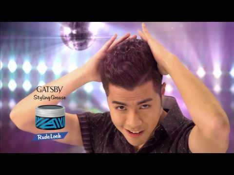 GATSBY Styling Grease – Classic Hairstyle for the Modern Gentleman