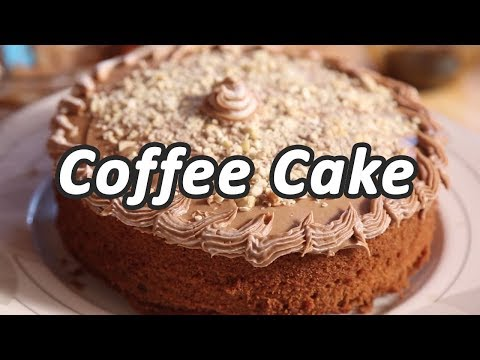 Coffee Cake Recipe | Mallika Joseph FoodTube