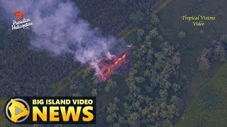 Hawaii Eruption: Scientists Describe New Lava Fissure (May 12, 2018)