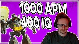 1000 APM and 400 IQ