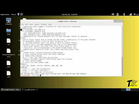 How to Bruteforce Router or System Using NCrack (Security Testing)