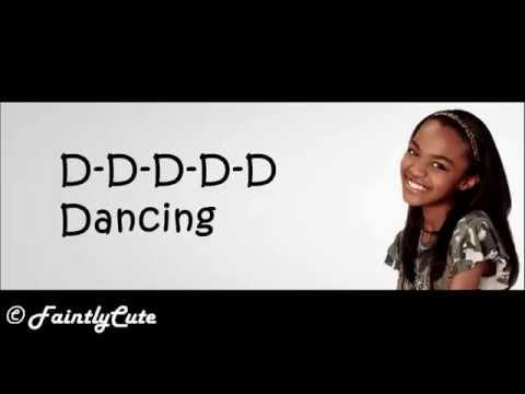 China Anne McClain - Dancing By Myself (LONGER VERSION) - Lyrics