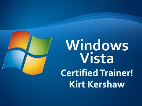 Windows Vista Display Settings