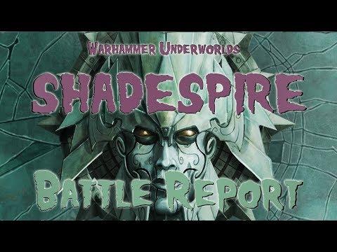 Beta Relic SCE vs. Chance Orruks - Shadespire Battle Report EP 5
