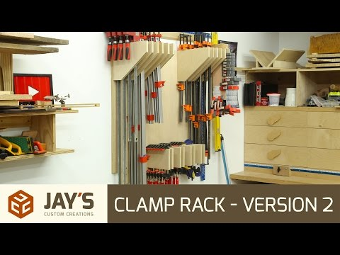 Clamp Rack Version 2 - 257