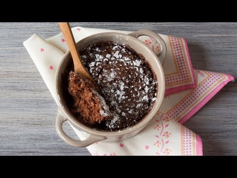Peanut Butter Chocolate Cake Mug + More Just-Add-Water Recipes Using Powdered Ingredients