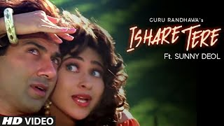 Guru Randhawa : ISHARE TERE Feat. Sunny Deol & Karishma Kapoor | The NirazEditz Presents | Funny Mix
