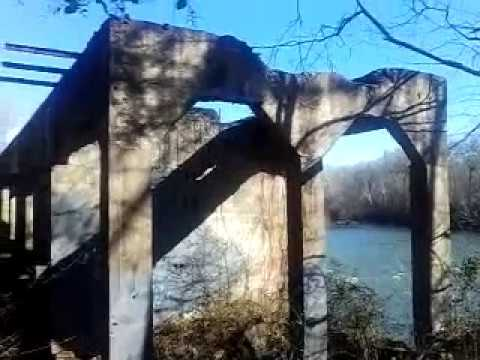 Ruins of Milledgeville Mill Ga