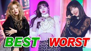 Download WORST to BEST Main Dancers in KPOP Video