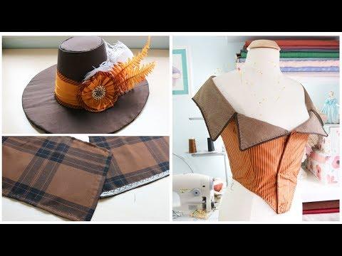 Weekly Progress Log #12 : Sewing & Costumery