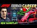 F1 2018 Gameplay NEW CAREER MODE RD UPGRADE REGULATION CHANGE GAMEPLAY F1 2018 Game