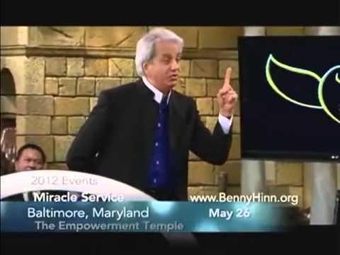 The Measure of Faith, Part 1 - Christian message by Pastor Benny Hinn