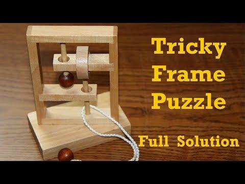 Tricky Frame Solution