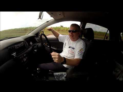 How to launch a FWD car, with some race footage after