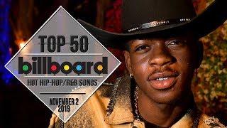 Top 50 • US Hip-Hop/R&B Songs • November 2, 2019   Billboard-Charts