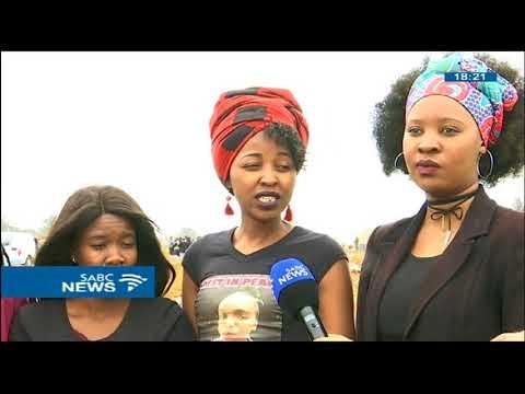 Jabulile Nhlapo laid to rest