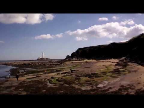 Testing AR Drone 2.0 @ Hartley Bay    Near St  Mary's lighthouse