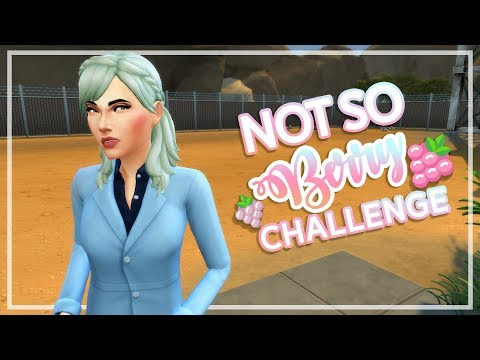 FIRST DAY OF WORK!? // The Sims 4 - Not So Berry Challenge #2 | Mint