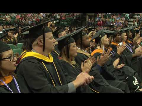 Thomas Edison State University 2017 Commencement Ceremony