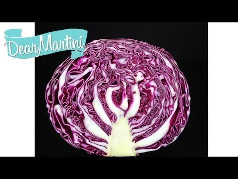 How to Slice & Chop Cabbage