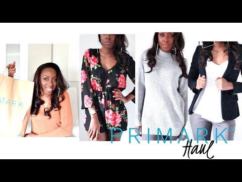 PRIMARK SRPING HAUL & NEW BOOKS WE'RE GONNA NEED MORE WINE | Style With Substance