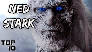 Top 10 Scary Game Of Thrones Theories