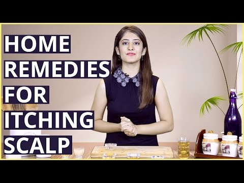 2 Best Home Remedies For ITCHY SCALP TREATMENT