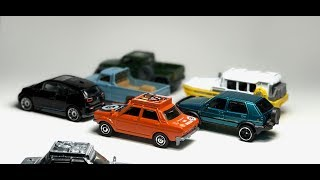 Lamley Preview: 2017 Matchbox Datsun 510, BMW i3, VW Golf Country & other upcoming New Models