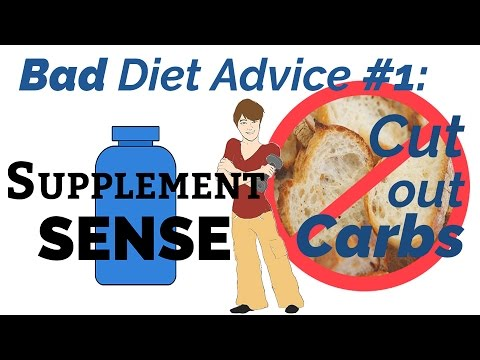Bad Diet Advice #1: Cut Out Carbs