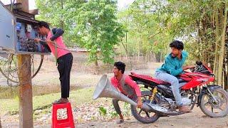 Best Amazing Funny Comedy Video 2021 Must Watch Full entertainment Video | Bindas Fun Masti