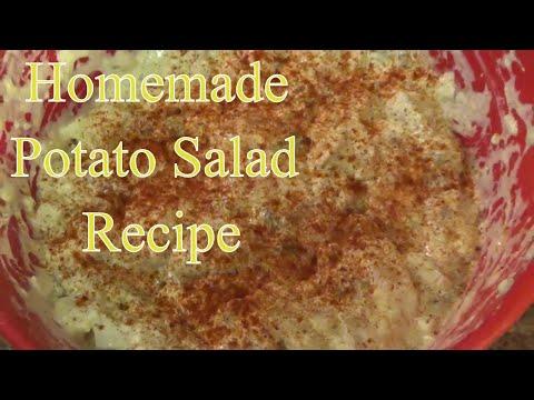 Southern Style Potato Salad Recipe